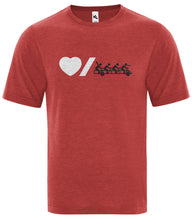 Load image into Gallery viewer, Heart & Stroke Big Bike Custom T-Shirt