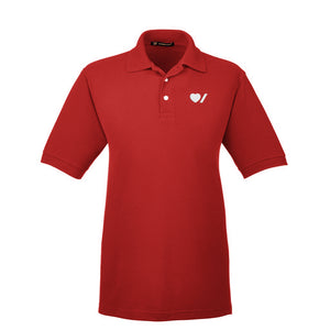 Heart & Stroke Men's Polo Tee