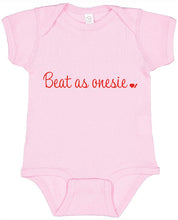Load image into Gallery viewer, Heart & Stroke Limited Edition Beat as Onesie Infant Bodysuit