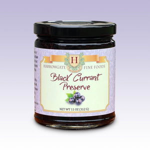 Black Currant Preserve