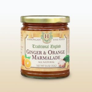Ginger & Orange Marmalade