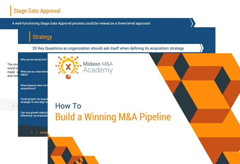 How to Build a Winning M&A Pipeline