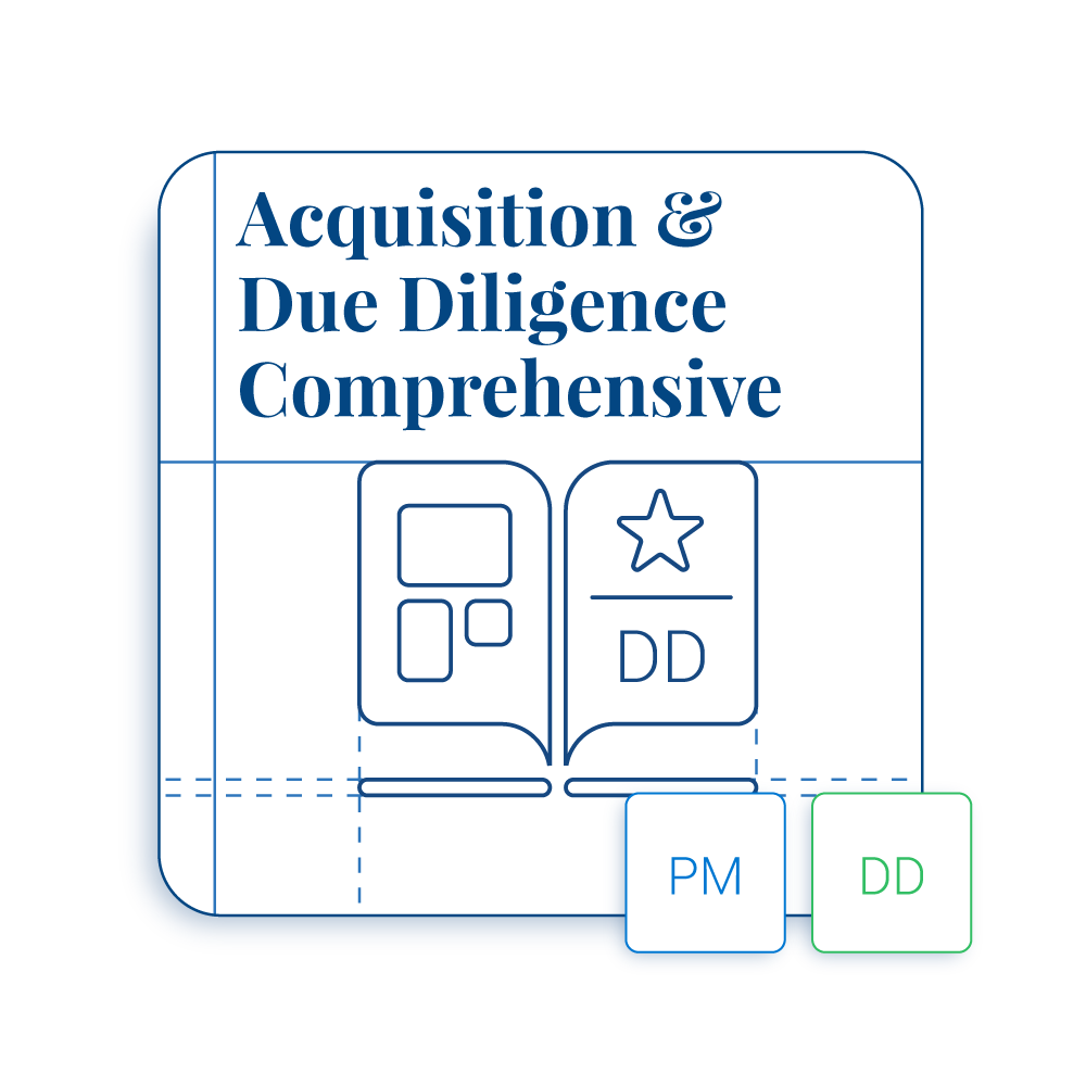 Acquisition and Due Diligence Playbook – Comprehensive