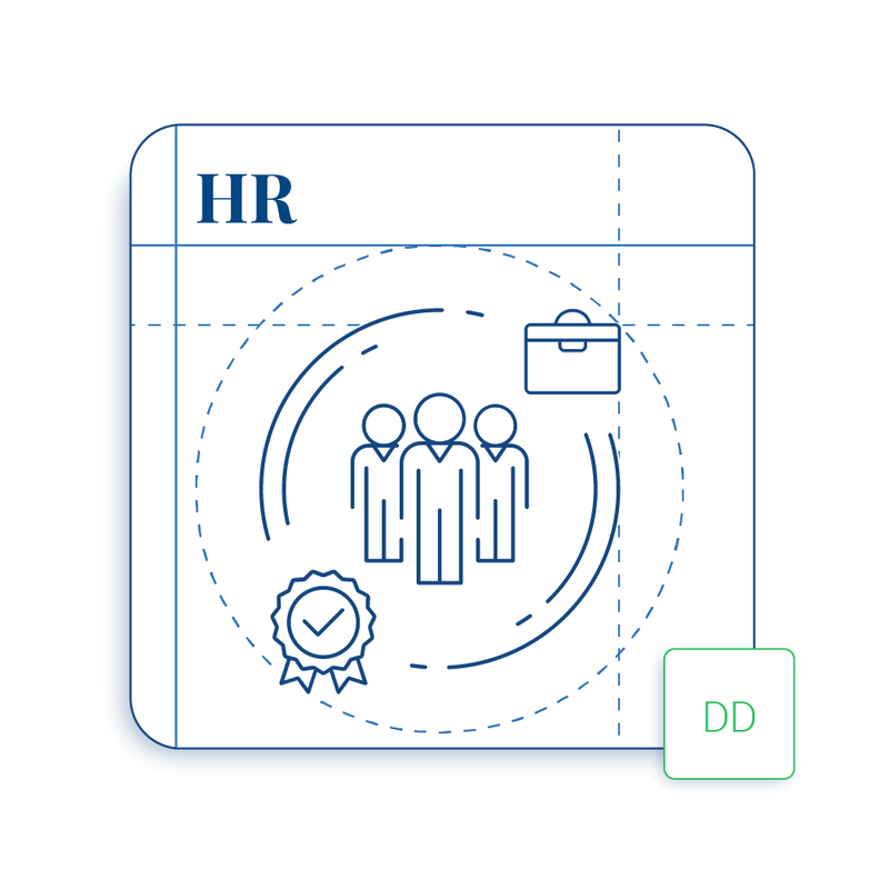 Due Diligence Playbook – HR