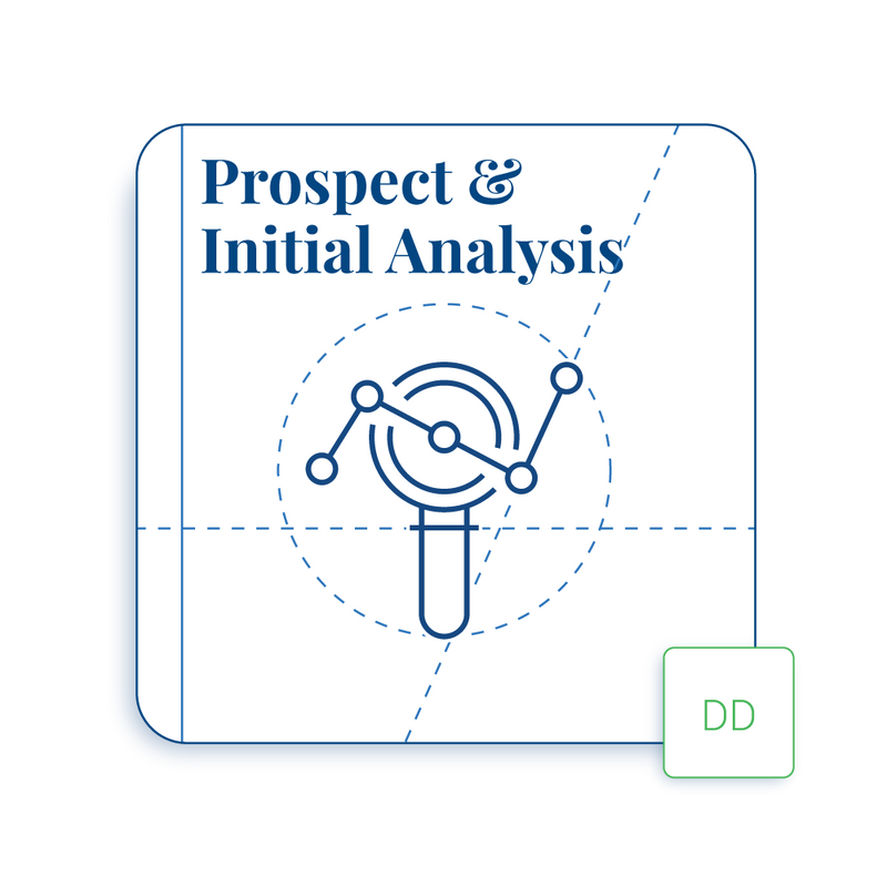 Due Diligence Playbook – Prospect & Initial Analysis