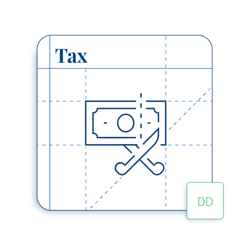 Due Diligence Playbook – Tax