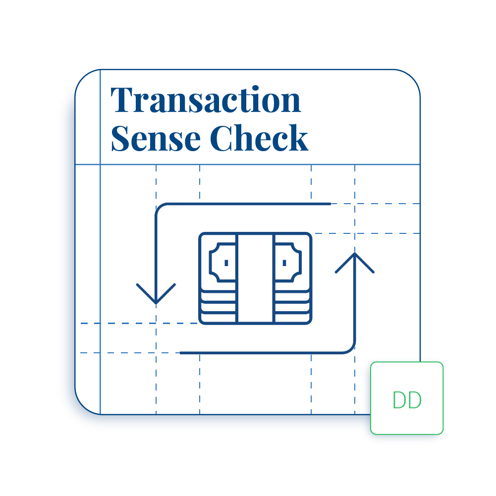 Due Diligence Playbook – Transaction Sense Check