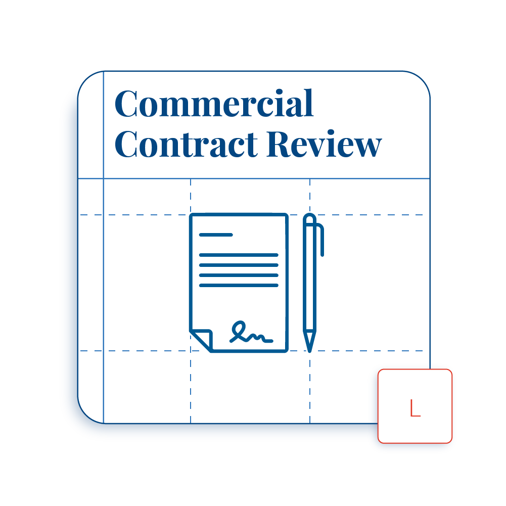 Legal Playbook - Commercial Contract Review