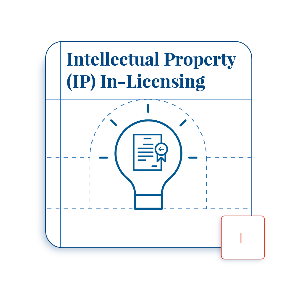 Legal Playbook - Intellectual Property (IP) In-licensing