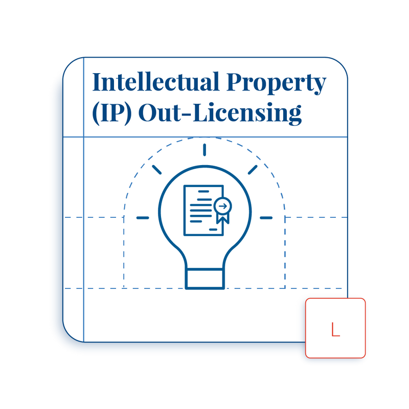 Legal Playbook - Intellectual Property (IP) Out-licensing