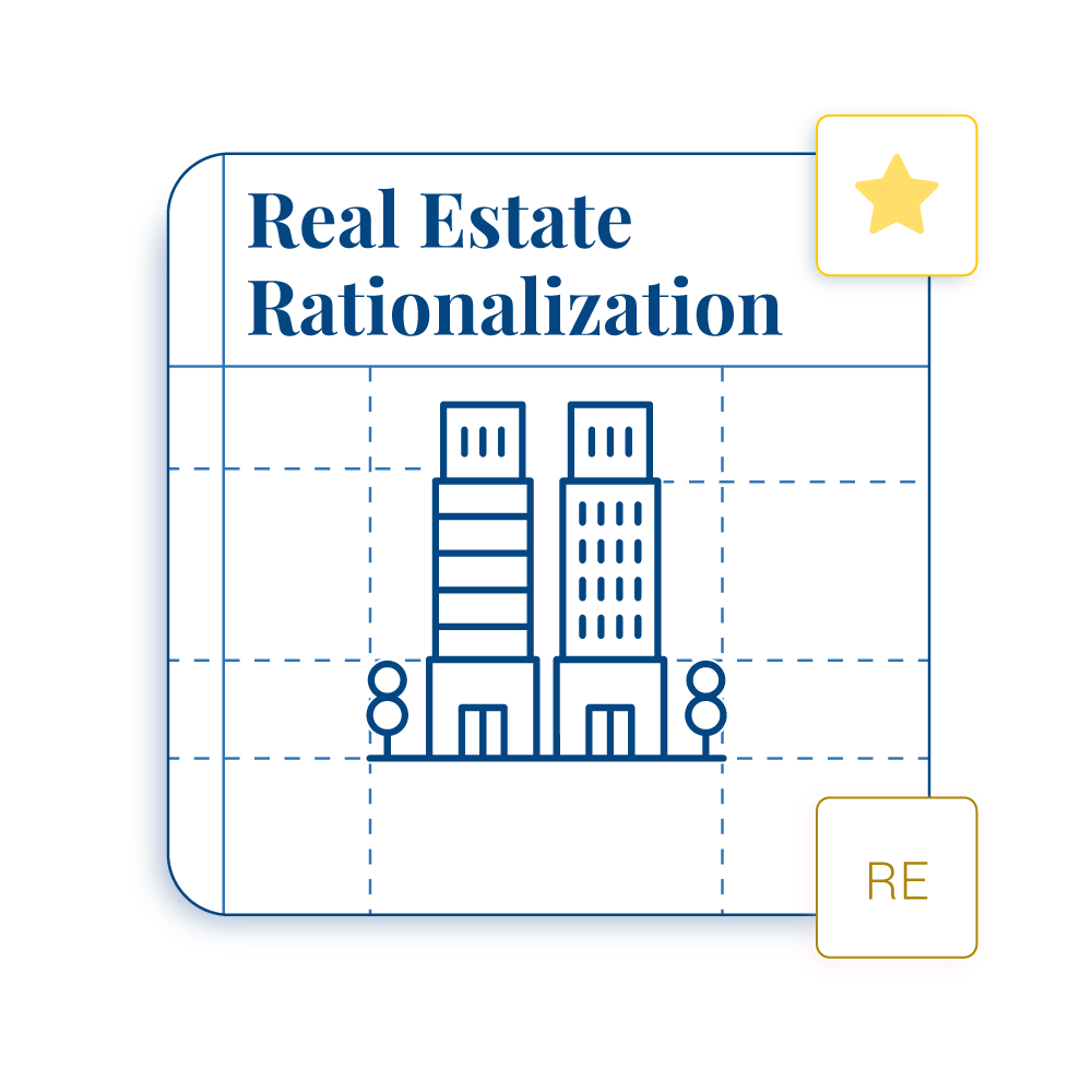Real Estate Playbook - General Real Estate Rationalization