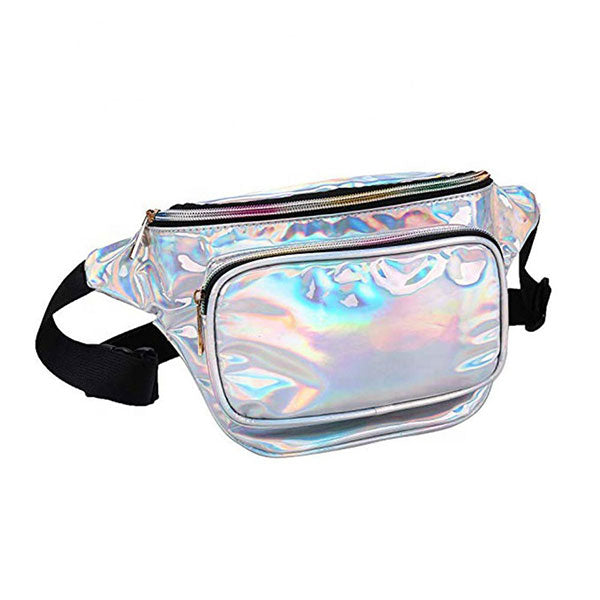 Trendy Metallic Fanny Pack