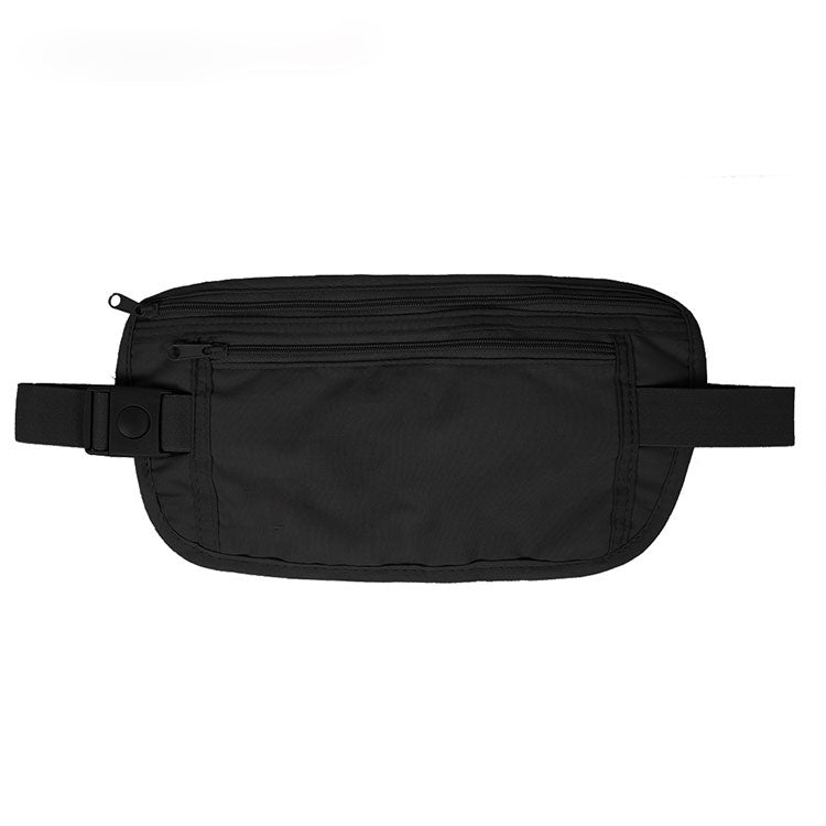 Security Multiple Pocket Fanny Pack