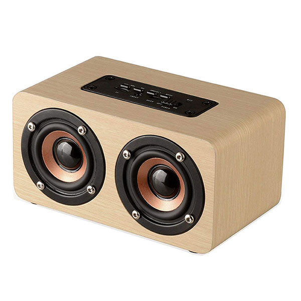 Dual Woofer Bluetooth Speaker