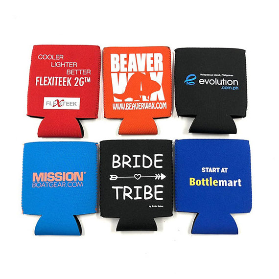 12oz Collapsible Can Koozie Insulator