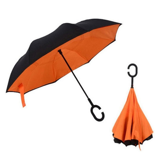 UV Protection Inverted Umbrella
