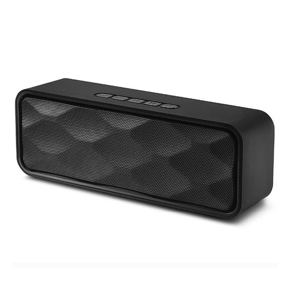 Big Sound Portable Bluetooth Speaker
