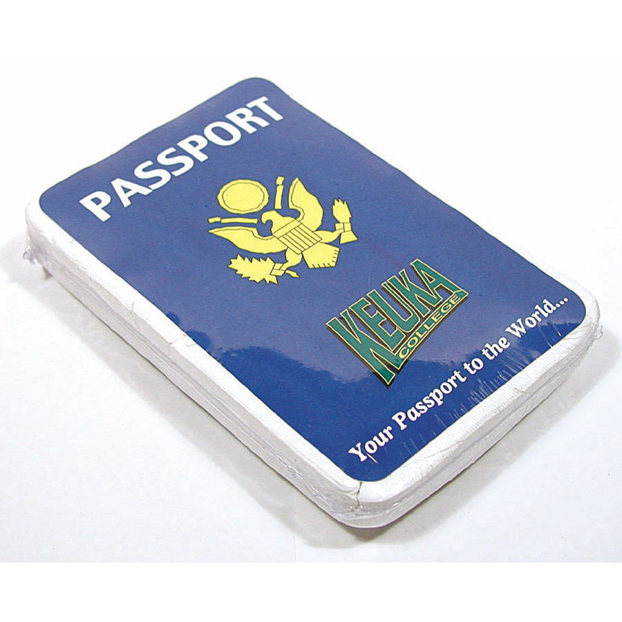 Passport Compressed T Shirt