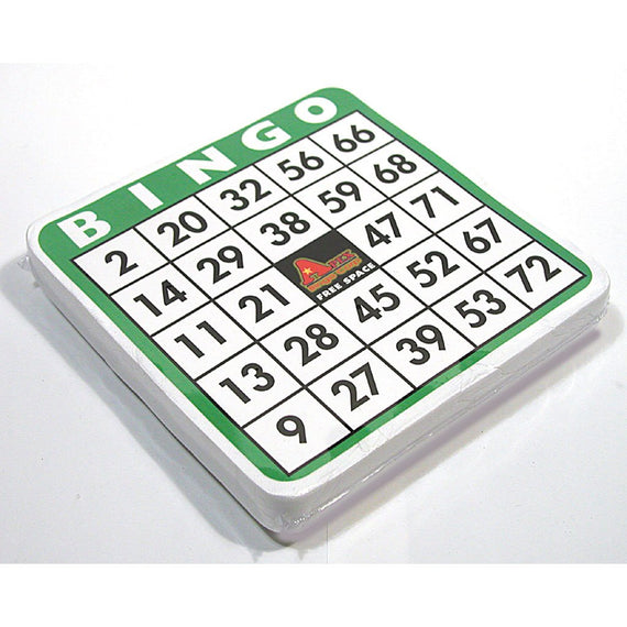 Bingo Card Compressed T Shirt