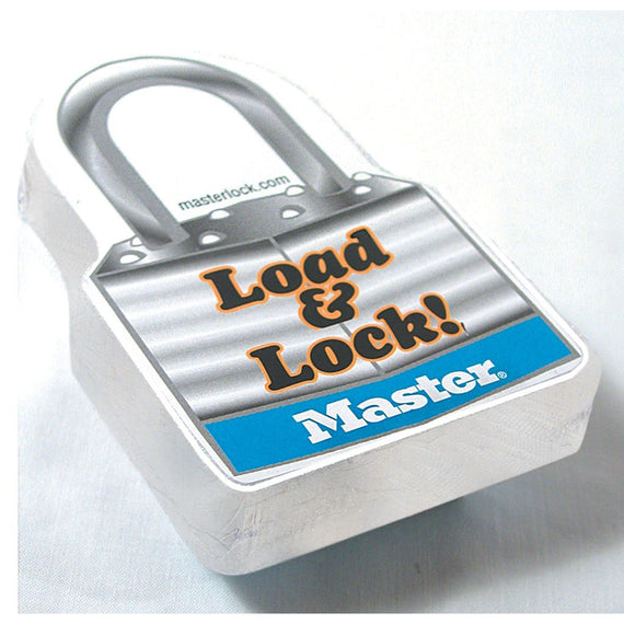Master Lock Load Compressed T Shirt