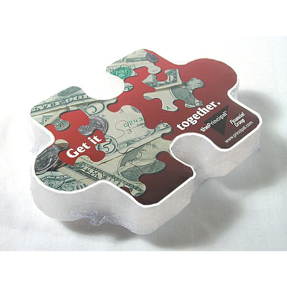 Puzzle Piece Compressed T Shirt