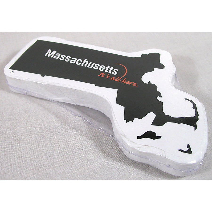 Massachusetts Compressed T Shirt