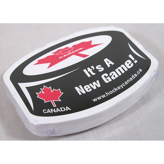 Canadian Puck Compressed T Shirt