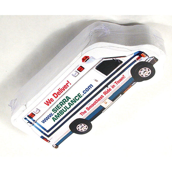 Ambulance Compressed T Shirt