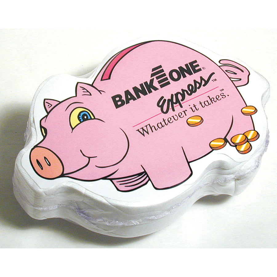Piggy Bank Compressed T Shirt
