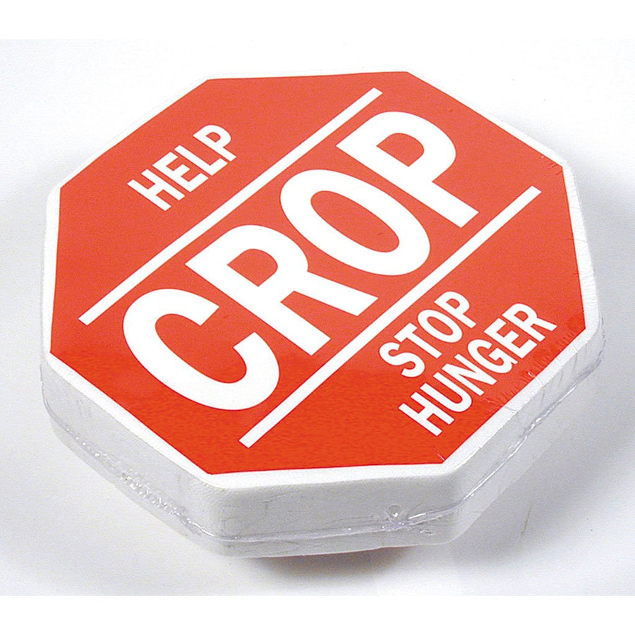 CROP Stop Compressed T Shirt