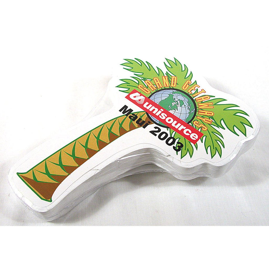 Palm Tree Unisource Compressed T Shirt