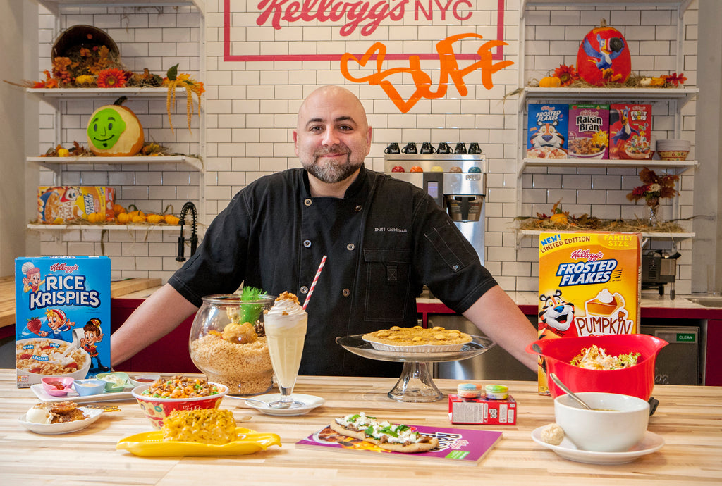 THE ROOST QUESTIONNAIRE WITH DUFF GOLDMAN