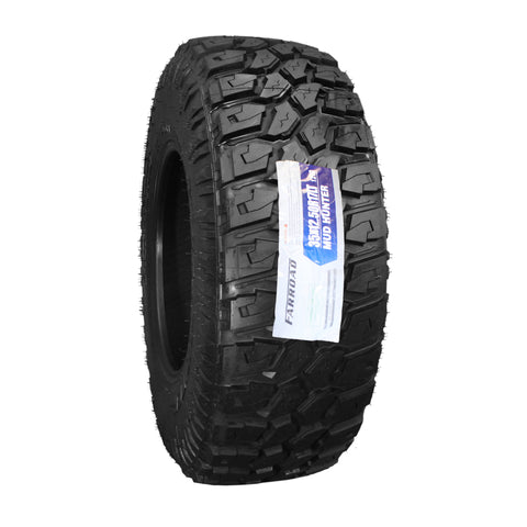 MUD HUNTER - Mud Terrain (MT) - Black Letter - LT265/70R17 121/118Q