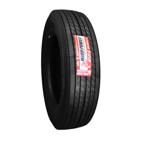 WTL33 - Truck Bus Radial (TBR) - 255/70R22.5 16PLY *FET INCLUDED*