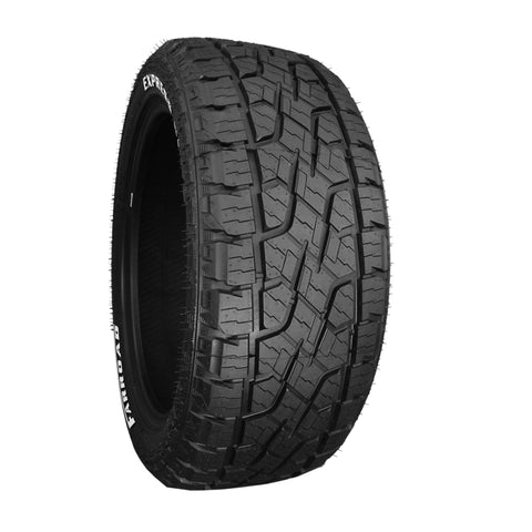 EXPRESS PLUS - All Terrain (AT) - Raised White Letters (RWL) - 265/65R17 112S