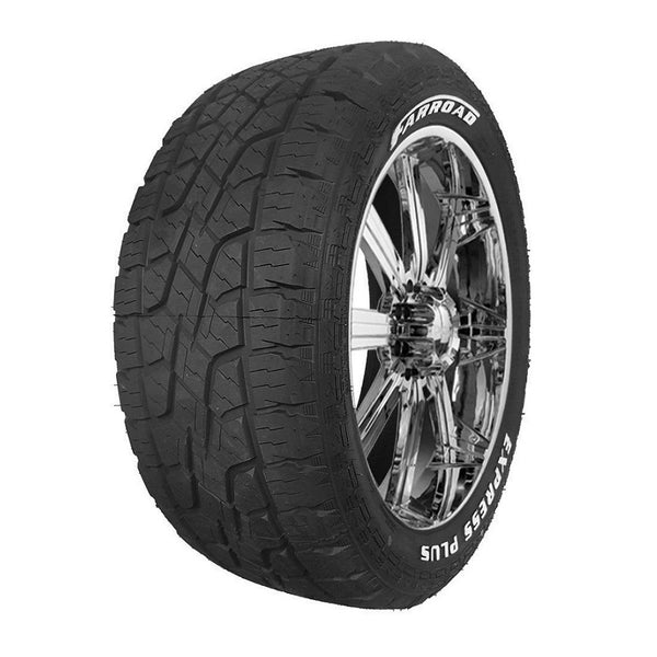 EXPRESS PLUS - All Terrain (AT) - Raised White Letters (RWL) - 285/50R20 116H/T