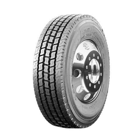 HN308+ - Truck Bus Radial (TBR) - 295/75R22.5 14PLY *FET INCLUDED*