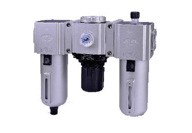 Combination Filter Regulator Lubricator Units (FRL)