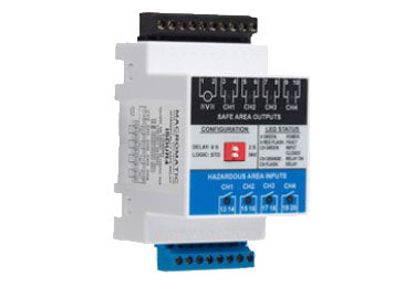 Macromatic Intrinsically Safe Relays