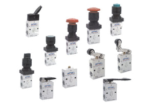 Mechanical Air Valves