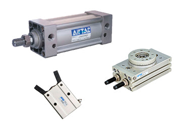 Airtac Pneumatic Actuators and Air Cylinders