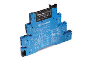 Finder Relay Interface Modules, for Solid State Relays and Electromechanical Relays