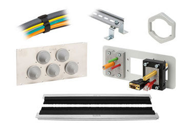 icotek Control Panel Accessories