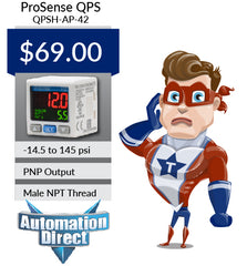 Price Comparison Digital Pressure Switches Automation Direct