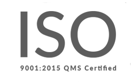 ISO 9001:2015 QMS Certified