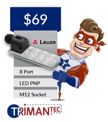 Shop fair prices for Leuze I/O systems with Trimantec!