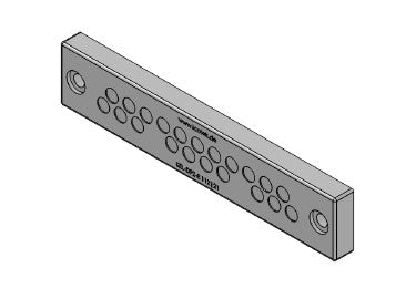 Icotek KEL-DPZ-E 112|21 gy: Cable Entry Plate - 43790