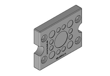 Icotek KEL-DPZ-B 13 gy: Cable Entry Plate - 43794