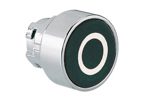 Lovato Electric: Pushbutton Actuator, Momentary, with Symbol, Flush - 8LM2TB1102