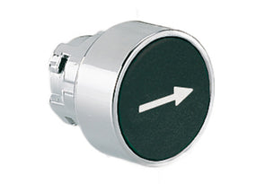 Lovato Electric: Pushbutton Actuator, Momentary, with Symbol, Flush - 8LM2TB1142